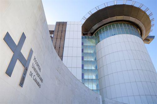 Resultado de imagen de El Hospital Universitario de Canarias