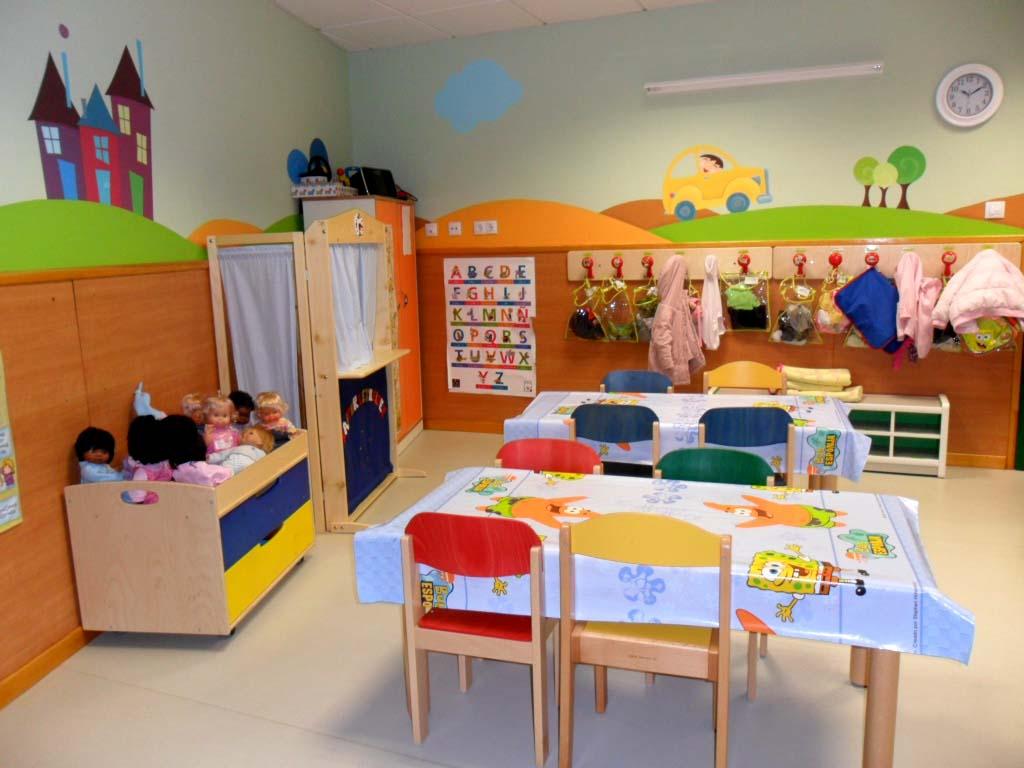 La concejal de servicios sociales flora marrero for Decoracion de espacios de aprendizaje