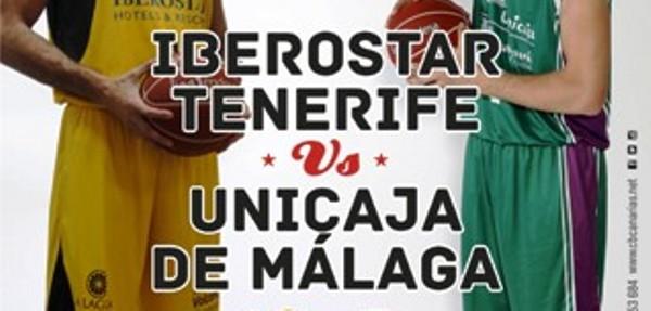 Las entradas para el iberostar tenerife unicaja m laga a for Oficina unicaja malaga