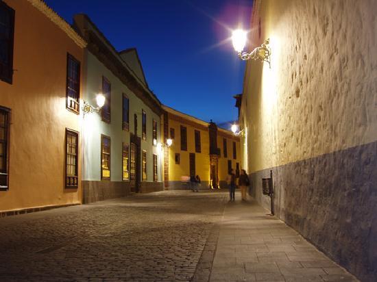 La laguna se promociona en portugal en un acto de las for Oficina de turismo de portugal en madrid