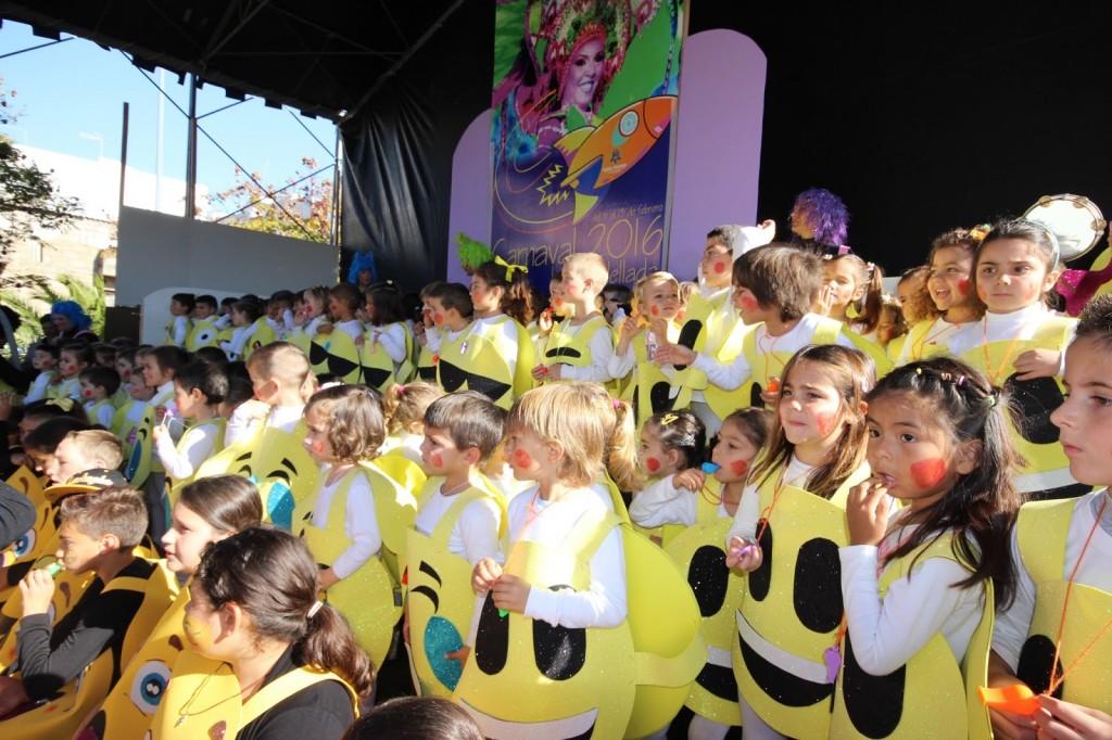 Resultado de imagen de carnaval la verdellada