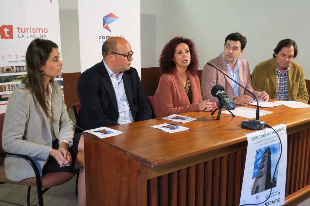 Resultado de imagen de La Laguna acoge la celebración del XXVI Congreso de la Sociedad Canaria de Medicina Familiar y Comunitaria