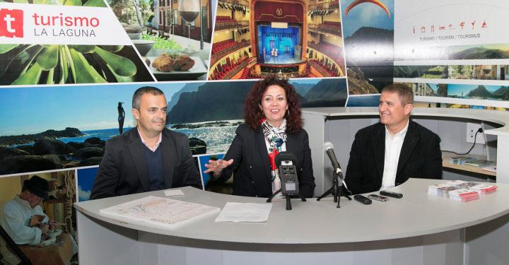 Turismo de la laguna establece un nuevo horario en sus for Oficina turismo canarias