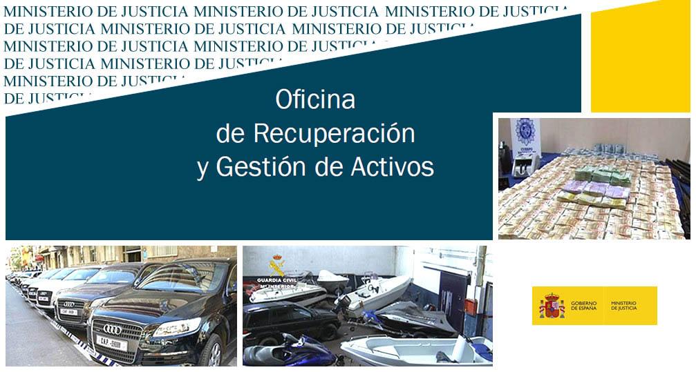 La oficina de recuperaci n y gesti n de activos y la for Direccion de ministerio de interior y justicia