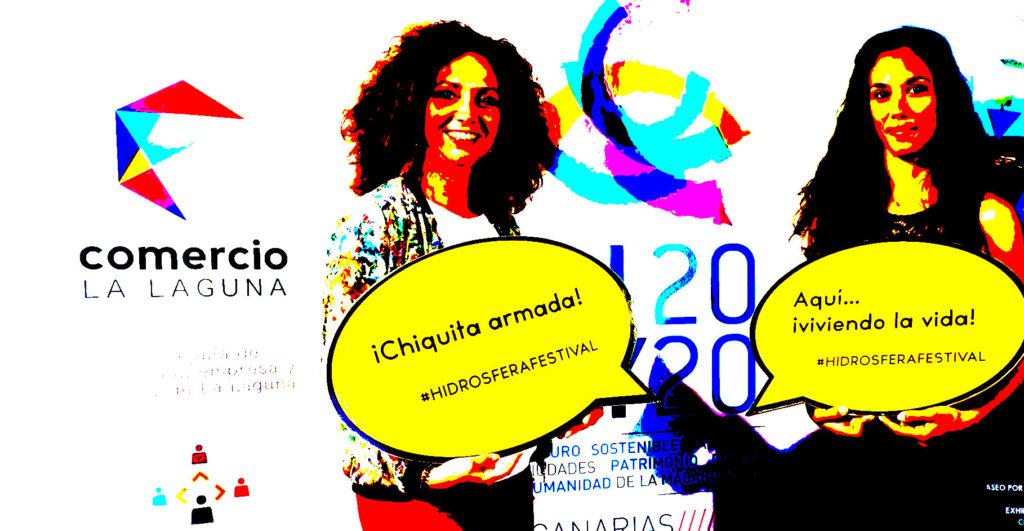 La Laguna acoge la tercera edición de Hidrosfera Festival