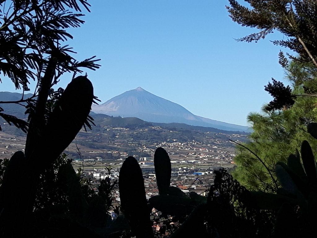 Camina por las calles coloniales de La Laguna