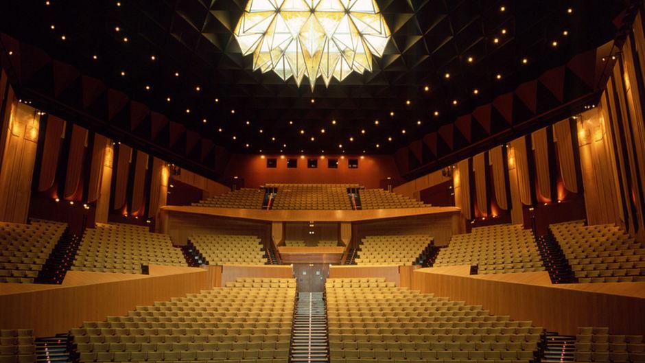P oulenc ravel prokofiev y la orquesta filarm nica en el - Alfredo kraus auditorio ...