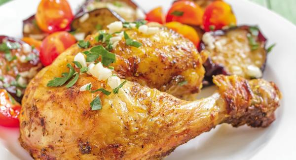 La Laguna Ahora con la cocina tradicional: Pollo asado al ...