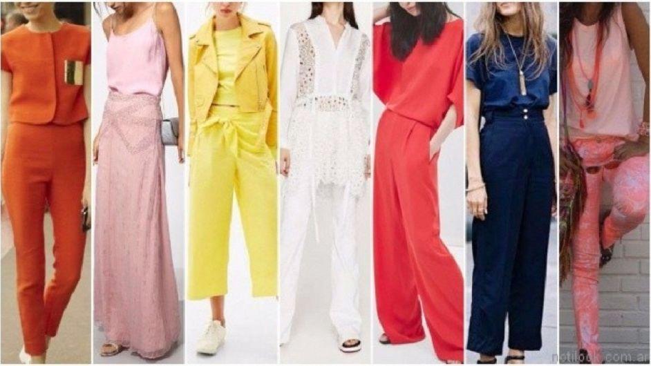eedb418cc Ya está aquí la moda para la primavera verano 2019  tendencias y colores