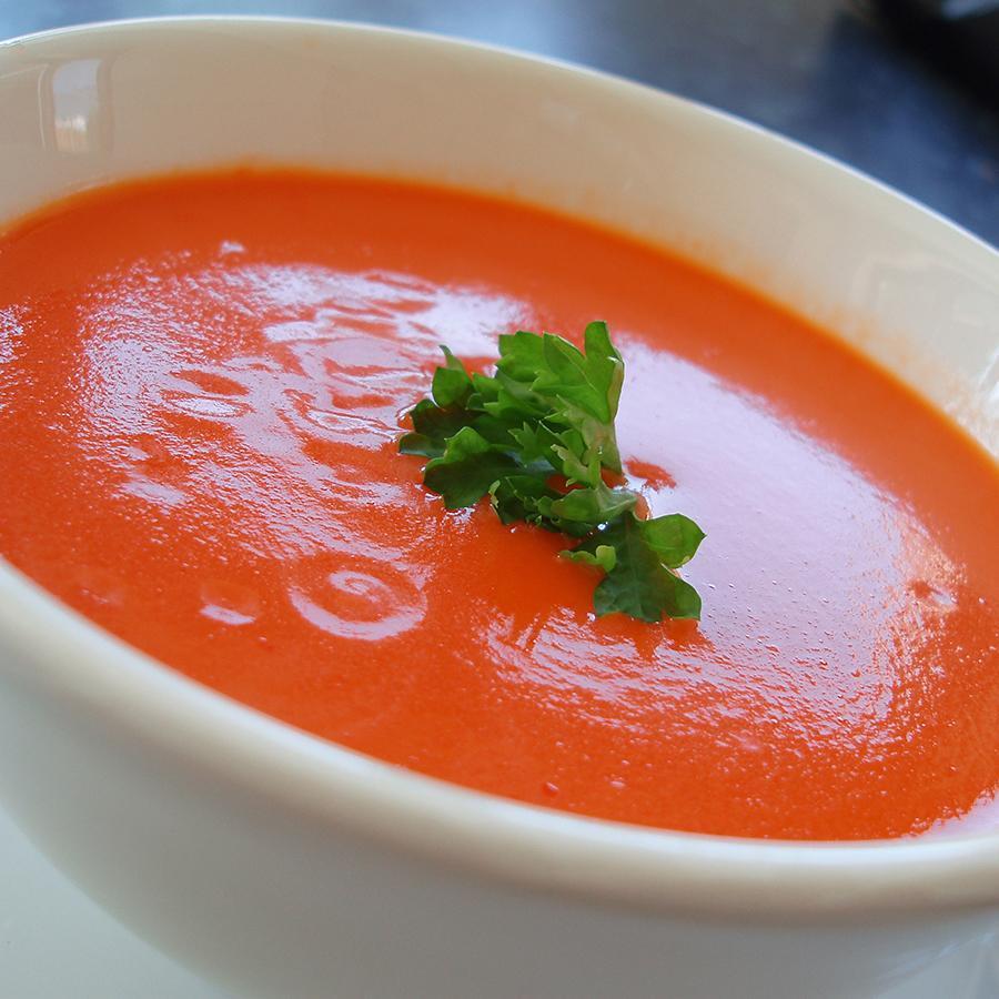 dieta depurativa sopa de tomate